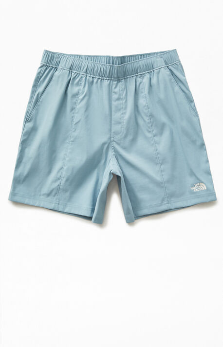 Light Blue Class V Pull On Shorts