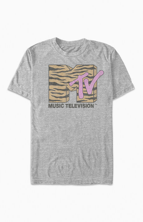 MTV Vintage Tiger T-Shirt