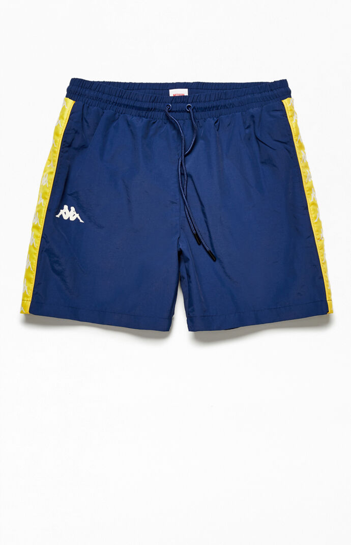 Banda Coney Nylon Active Shorts