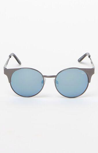 Asha Half Frame Sunglasses