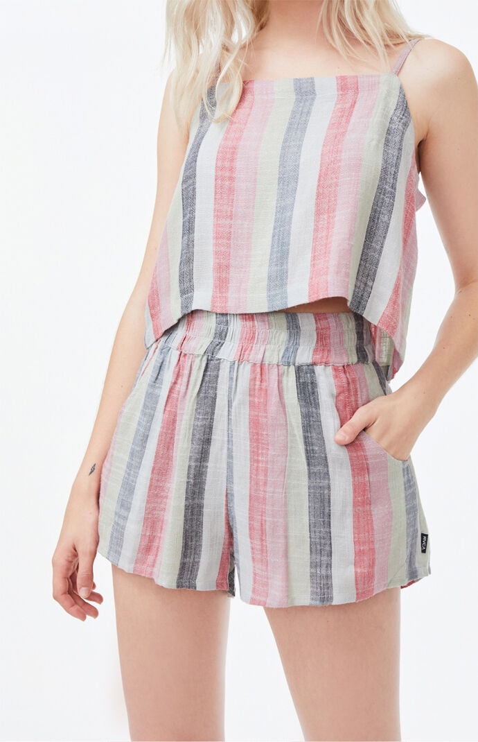 Suggest Stripe Shorts