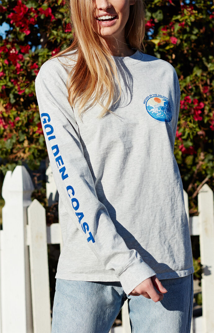 Camila Golden Coast Long Sleeve T-Shirt