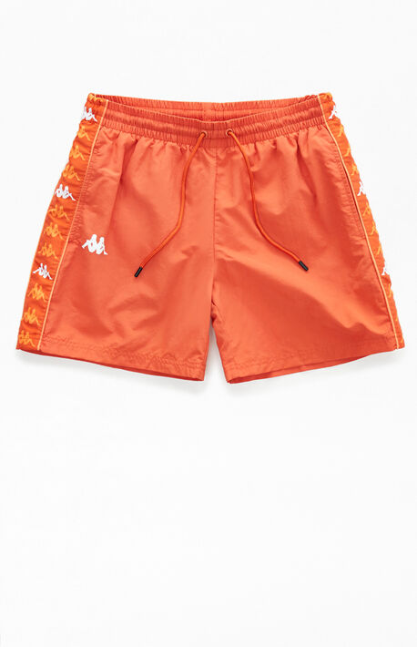 222 Banda Coney Nylon Shorts