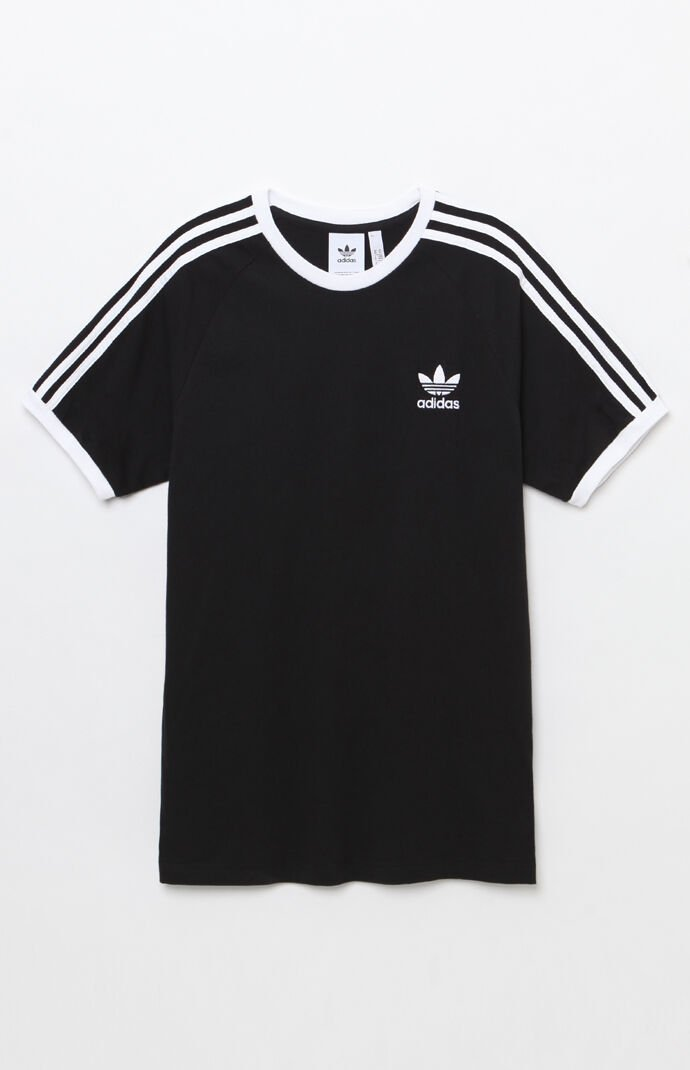 t-shirt adidas 3 stripes