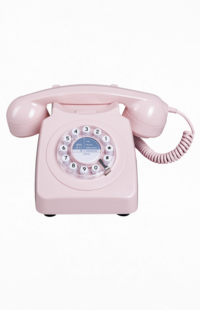 Dusty Pink Phone