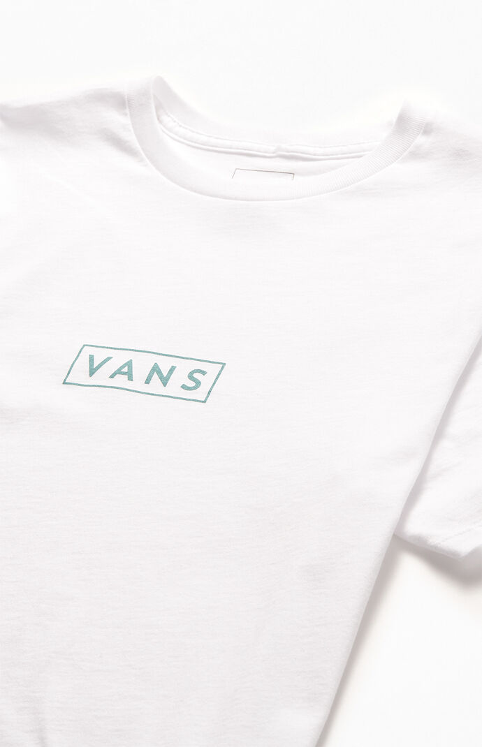White Easy Box T-Shirt