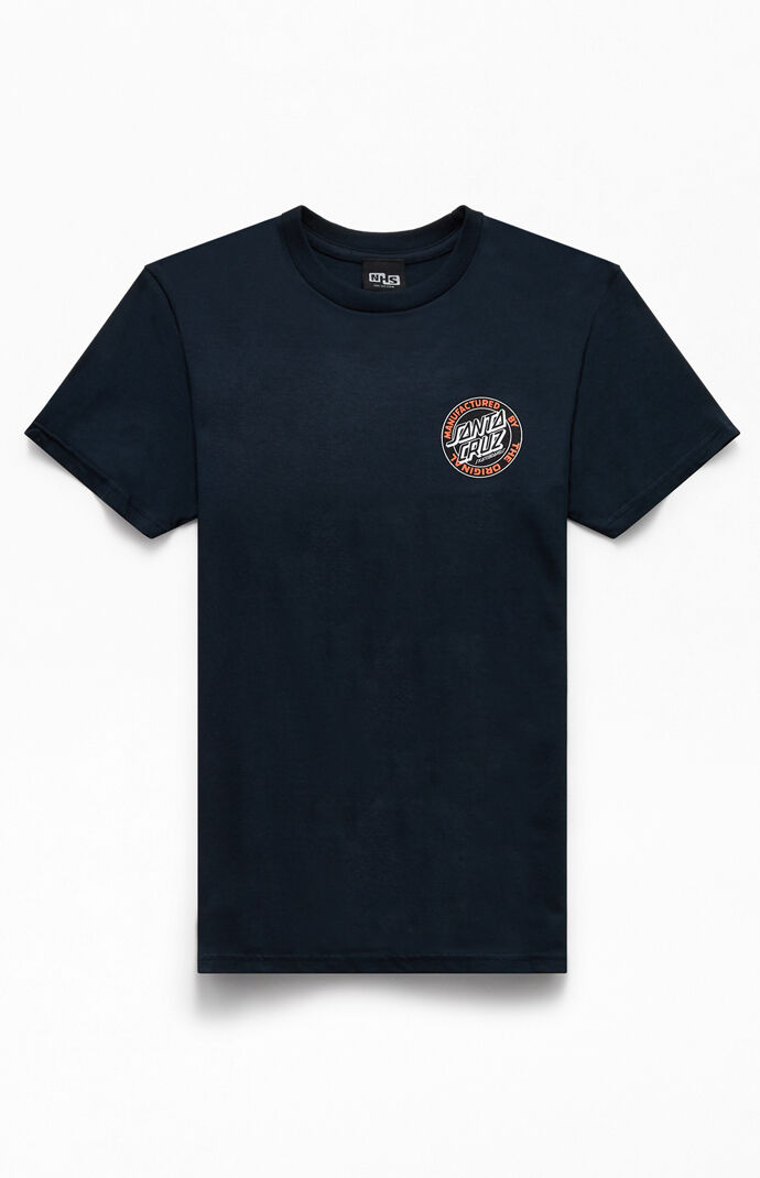 Navy MFG Dot T-Shirt