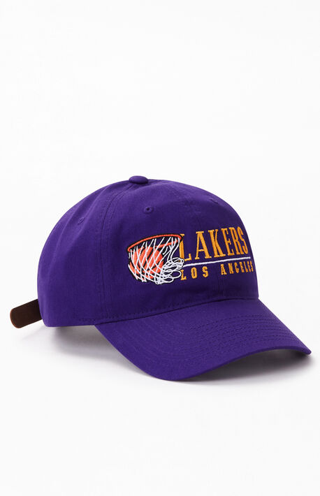 Lakers Swish Strapback Hat