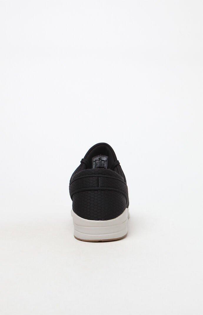 1c2aa77a73 Nike SB Stefan Janoski Max Knit Shoes Black | PacSun
