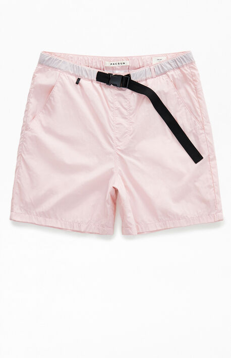 Harper Nylon Shorts