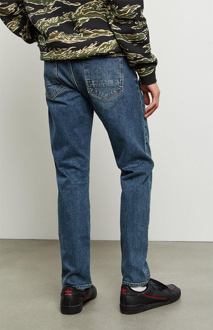 Dark Slim Taper Jeans