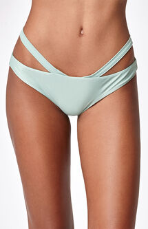 Seamless Harness Cheeky Bikini Bottom