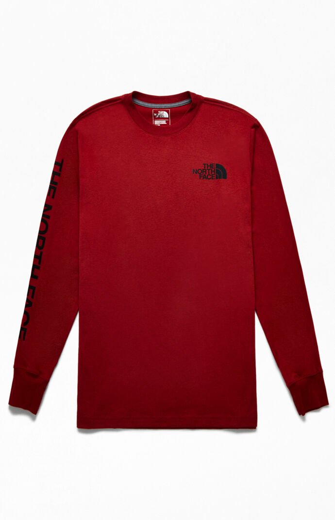 Maroon Brand Proud Long Sleeve T-Shirt