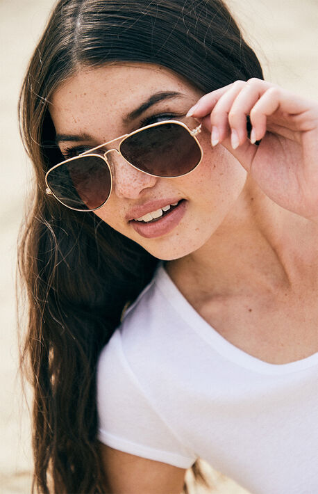 78eefcfa4e Basic Aviator Sunglasses