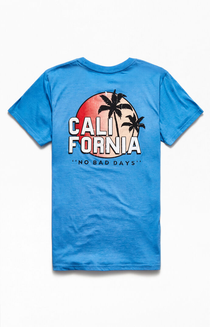 California No Bad Days T-Shirt