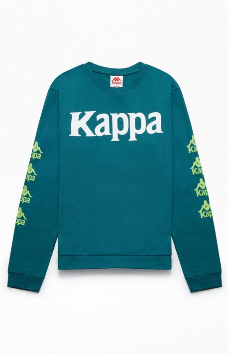 55f6a8dc Teal Long Sleeve T-Shirt