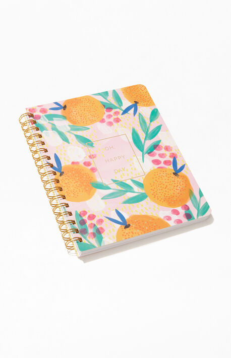 Oh Happy Day Notebook