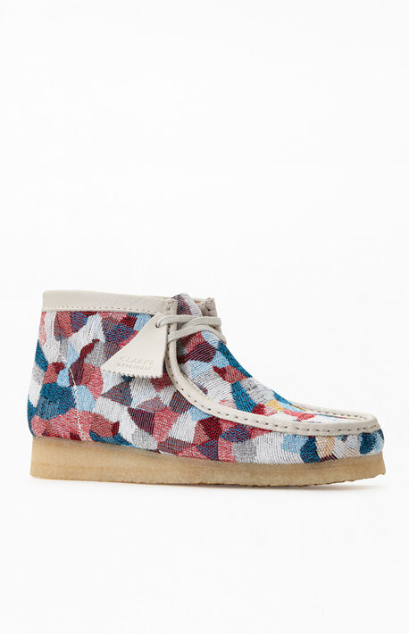 Multi Wallabe Shoes