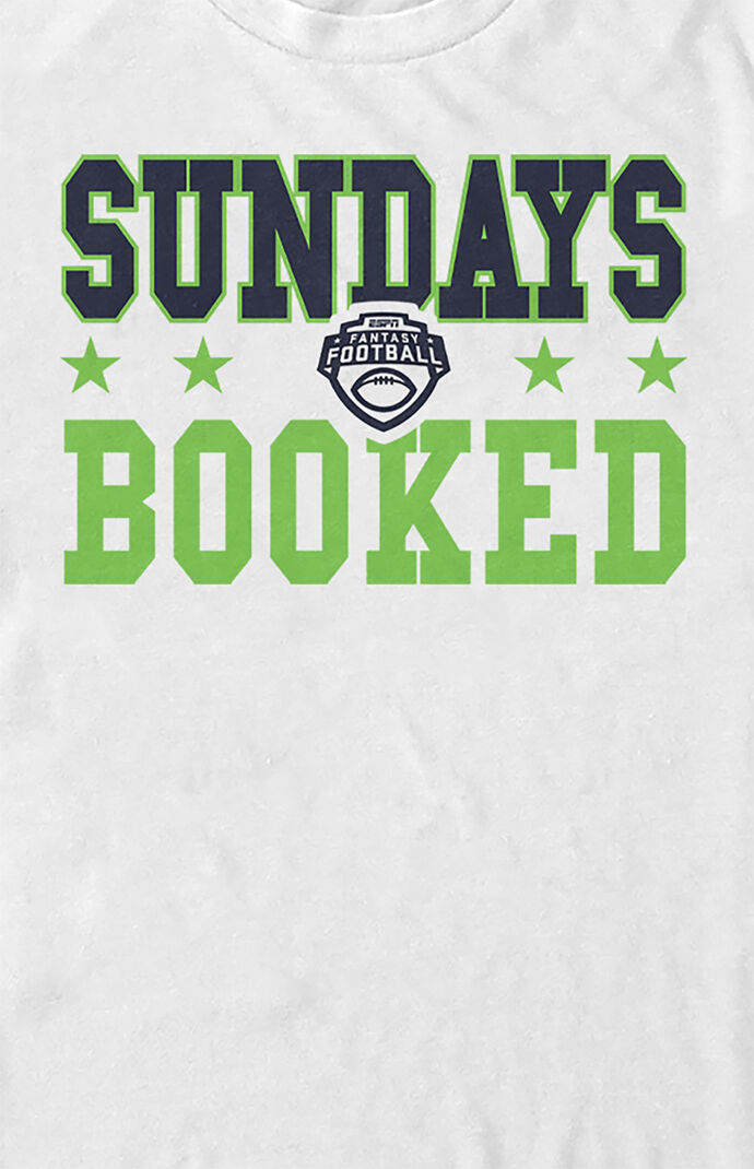 Sundays Booked T-Shirt