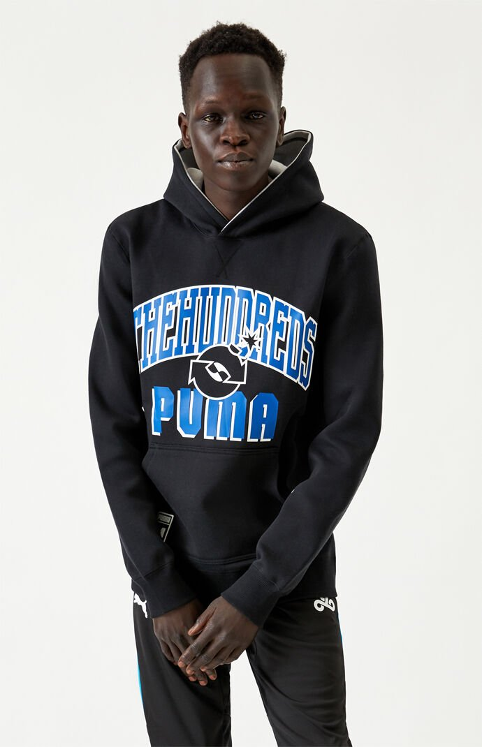 x The Hundreds Hoodie