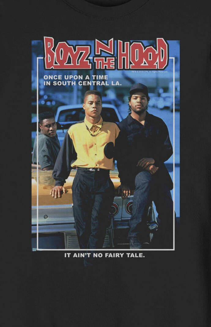 LA Story Boyz N The Hood Sweatshirt