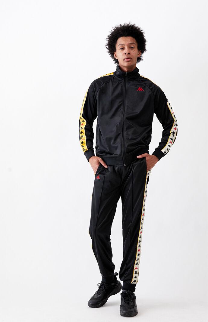 Black 222 Banda Dullo Track Jacket