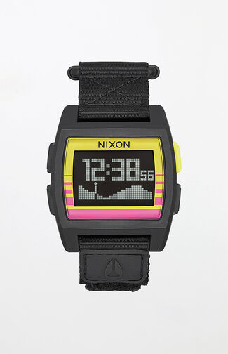 Base Tide Nylon Watch