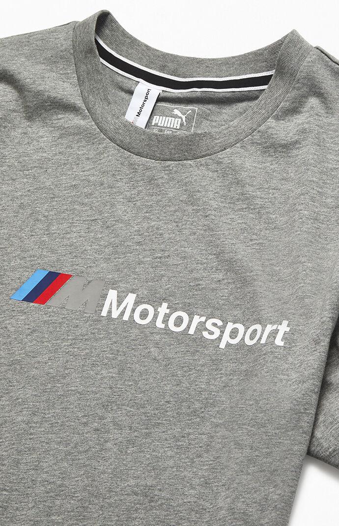 x BMW Motorsport Logo T-Shirt