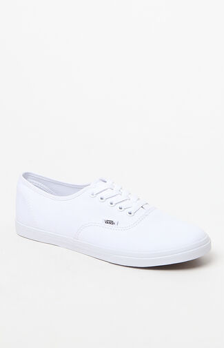 Women's Authentic Lo Pro Canvas Sneakers