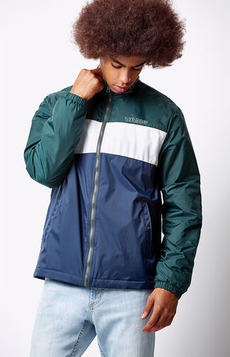 Starboard Colorblock Zip Jacket