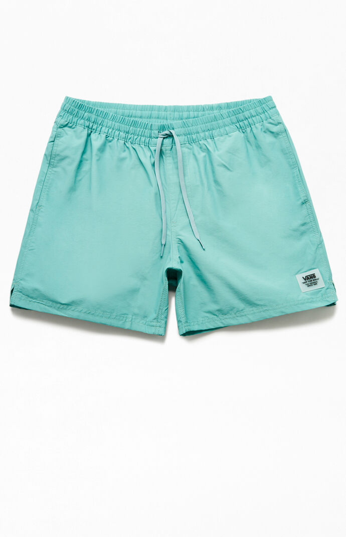 Teal Primary Volley Shorts