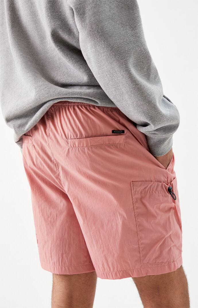 Payton Nylon Cargo Shorts