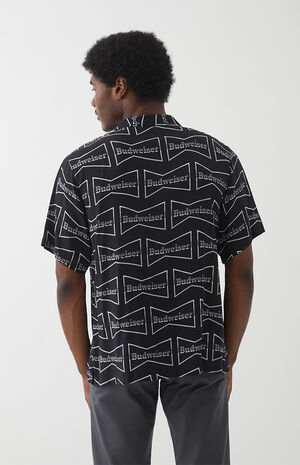 By PacSun Rider Camp Shirt image number null