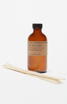 Teakwood & Tobacco 3 oz Reed Diffuser