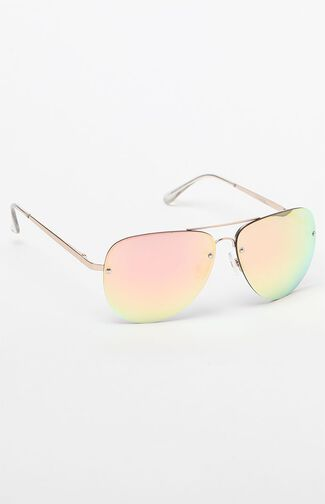 Muse Aviator Sunglasses
