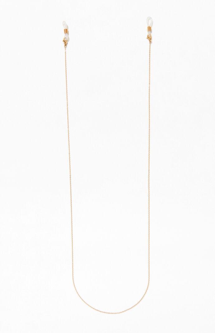 Gold Sunglasses Chain