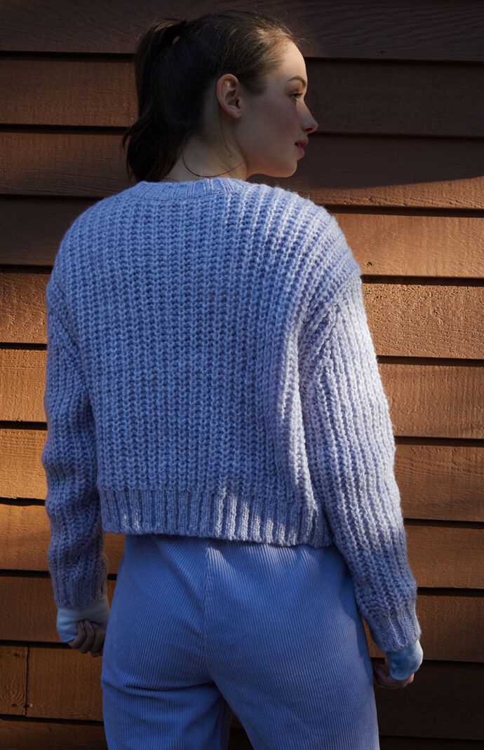 Airy Pullover Sweater