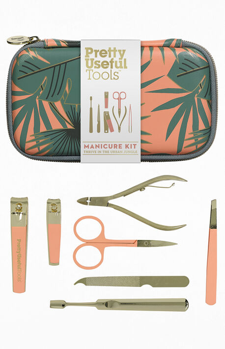 Coral Reef Manicure Kit