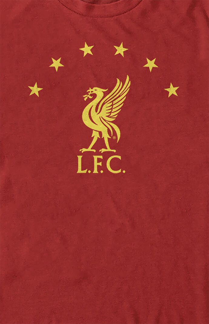 Lfc Star Years T-Shirt