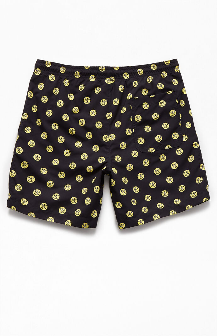 "Smiley 16.5"" Swim Trunks"
