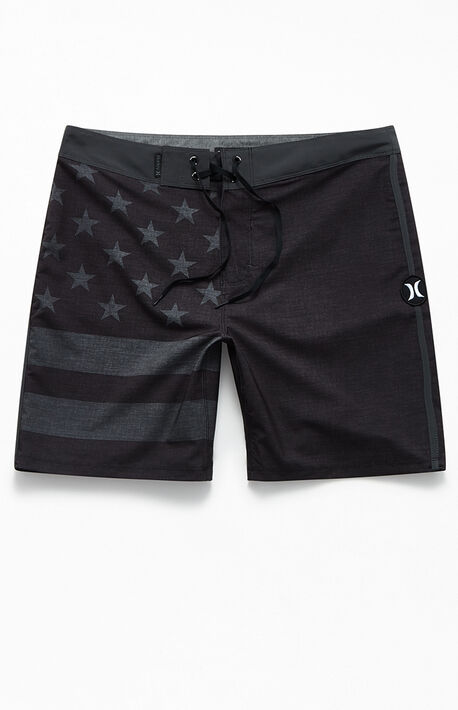 "986549964948a Phantom Patriot 18"" Boardshorts"