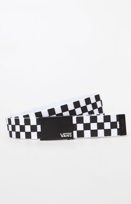 Deppster Checkerboard Web Belt