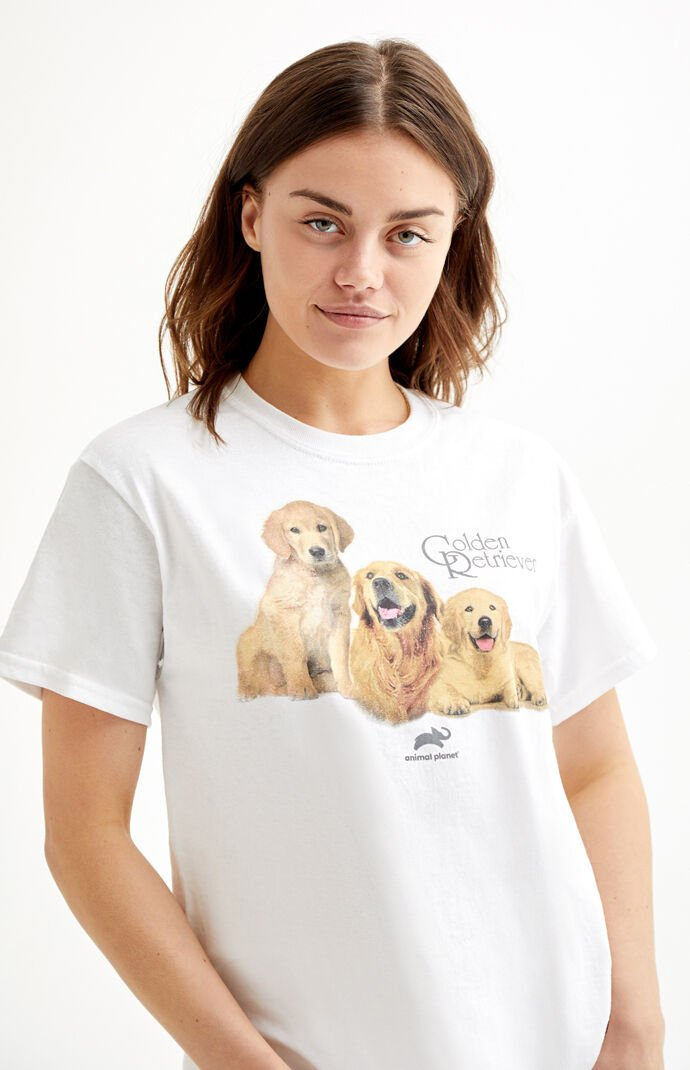 Animal Planet Golden Retriever T-Shirt