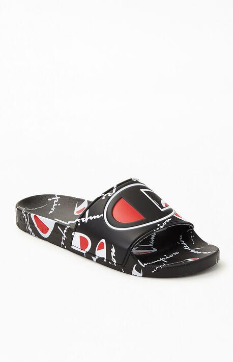 IPO Warped Slide Sandals