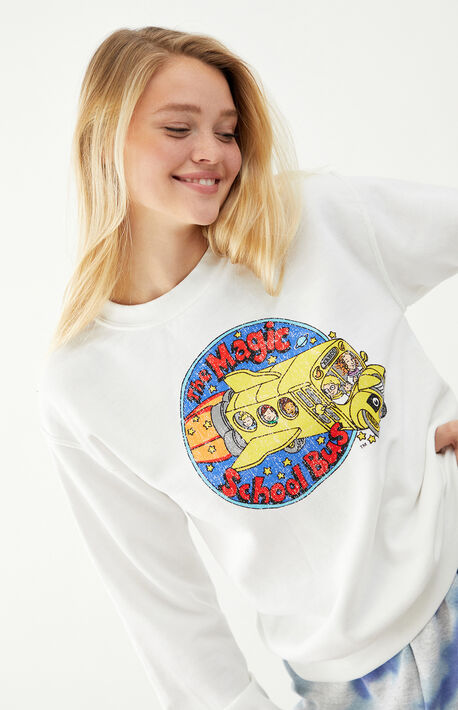 Magic School Bus Space Sweatshirt