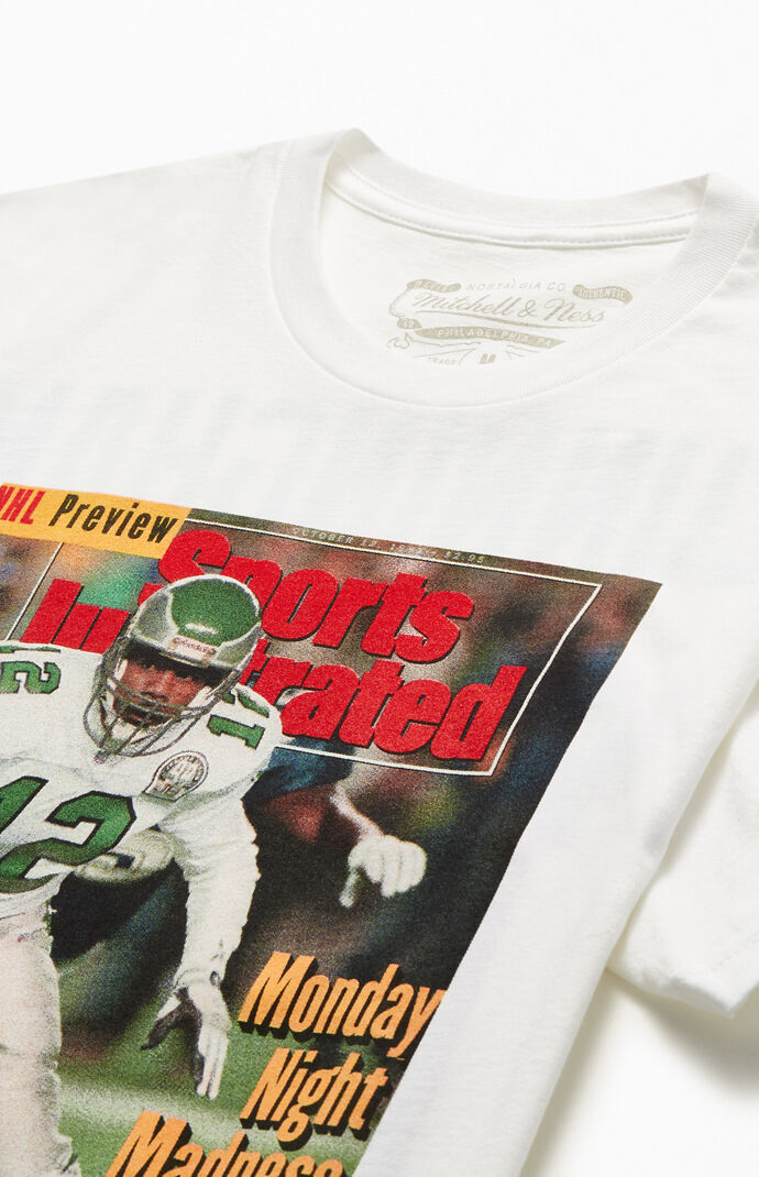 x Sports Illustrated Randall Cunningham T-Shirt