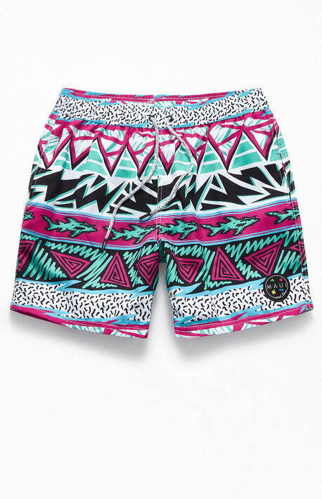 "Hotdogger 17"" Swim Trunks"