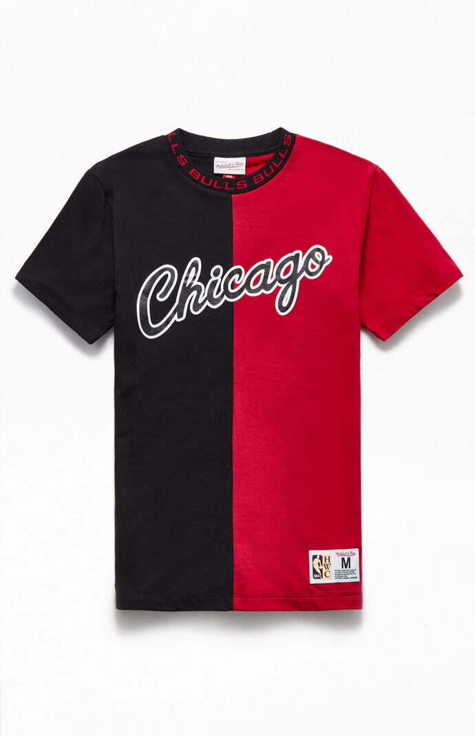 Chicago Bulls Split T-Shirt