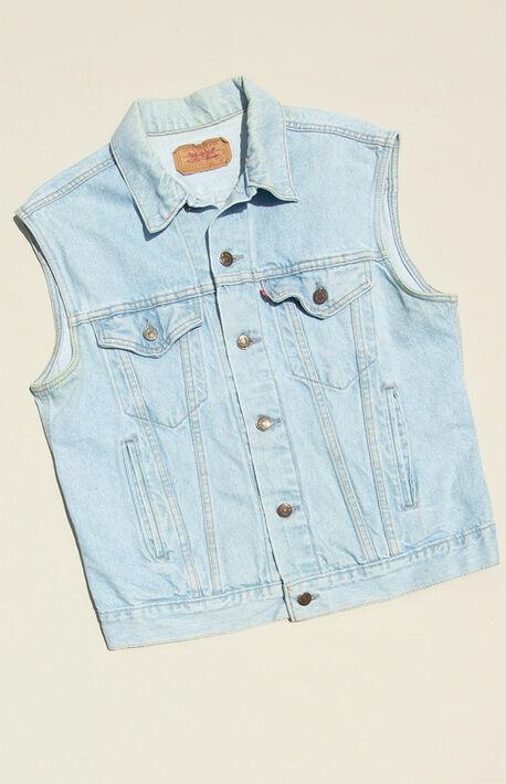 Upcycled Levi's Denim Jacket