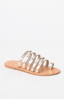 Lea Multistrap Slide Sandals
